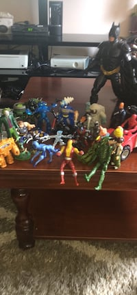 Marvel and DC , Ben 10 toys and more! Toronto