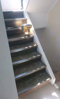 CANTON RENOVATION PAINT FLOORING STAIRS  Markham
