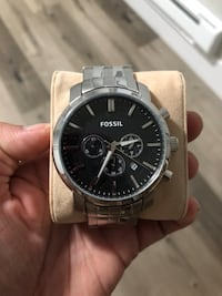 Fossil Silver Watch Surrey, V4P 0G5