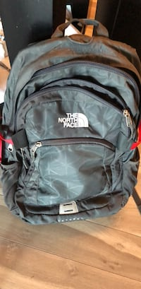 black and gray The North Face backpack Mc Lean, 22102