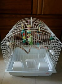 Cage for small birds