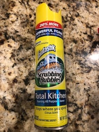 Scrubbing Bubbles Total Kitchen cleaner Silver Spring, 20905
