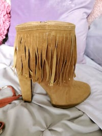 Forever 21 Booties Size 7 Mississauga, L5R 4H8
