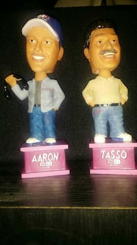 Q92 Aaron and Tasso Bobble Heads Montreal, H3N 2V8