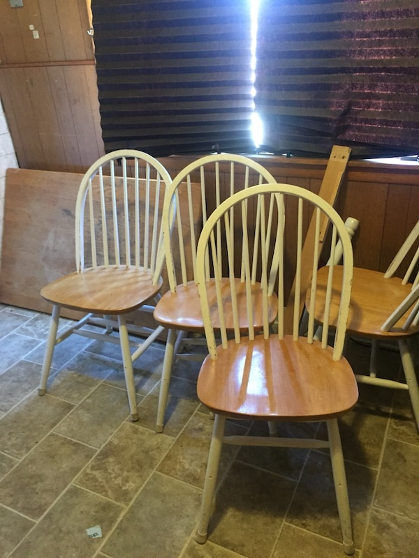 Used Kitchen chairs only for sale in Buffalo - letgo