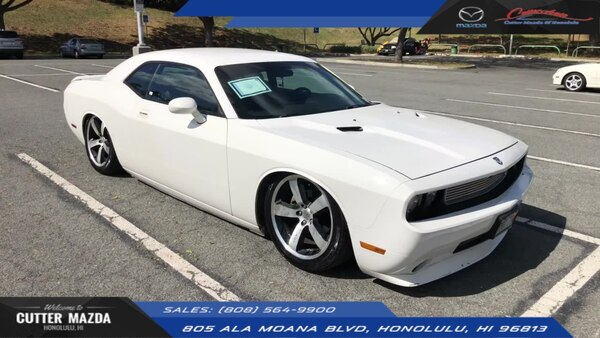 Cutter Dodge Honolulu >> Sold Dodge Challenger 2010 In Honolulu Letgo