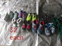 toddler's assorted shoes Minooka, 60447
