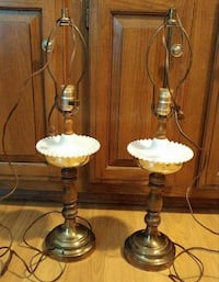 Set of vintage lamps Norman