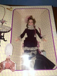 Victorian Lady Barbie