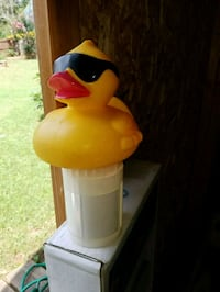 Large duck pool chemical dispenser  Marietta, 30068