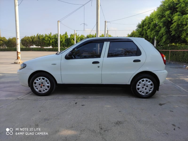 2008 Fiat Palio Sole 1.3 16V MULTIJET ACTIVE CD AC 4