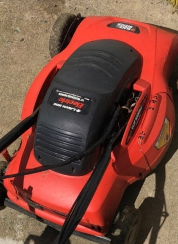 "19"" Electric Lawn Mower 31bd387e-e977-4884-b6a1-7c4ab5a823e3"