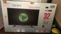 seiki 32  inch Tv Brandnew Temple Hills, 20748