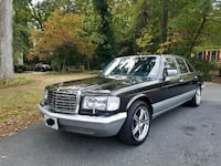 Mercedes-Benz 560 Series 1989 Chantilly