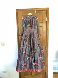 NEW Embroidered Gown Woodridge
