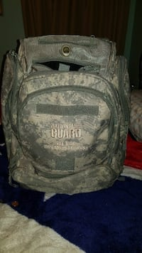 gray and brown digital camo backpack Olive Branch, 38654