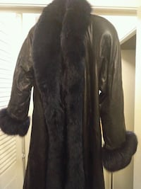 Millyn Miller brothers long lady's leather an mink Baltimore, 21201