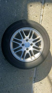 Ford Fiesta Wheels & Tires