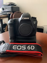 Professionally Used Canon 6D w/Accessories