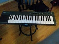 black and white electronic keyboard Butler County, 45069