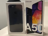 IPHONE 7 or Samsung A50 Knoxville, 37923