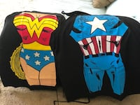 NEW Superhero Adult Aprons Spring, 77389
