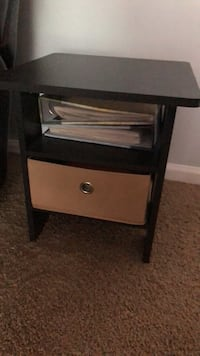 two side tables with drawers Pendleton, 46064