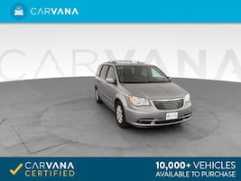 2016 Chrysler Town and Country van Touring Minivan 4D Gray