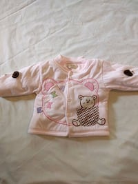 Light winter jacket size 3-6 months Vancouver, V5S