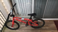 red and black BMX bike Fairfax, 22030