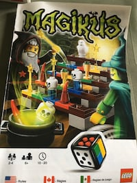 Lego Magikus game New Market, 21774