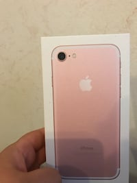 iPhone 7 gold rose Verona