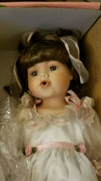 Jenna porcelain doll Woodbridge, 22192