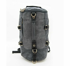 CONCEAL CARRY UTILITY CANVAS DUFFLE PACK