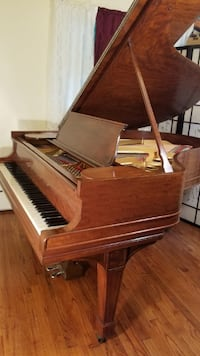 "Steinway Model O 5'10.5"" (SEE SONNY'S VIDEO) JUST TOTALLY REBUILT! New Soundboard, STEINWAY hammers, shanks, pinblock, strings, & dampers. Warranty!$15,950."