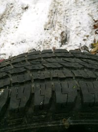 Pair of tires Akron, 44321
