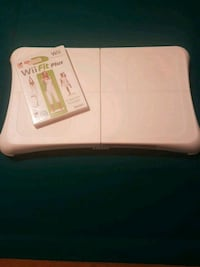 Nintendo Wii Fit plus with fitness board Oakville, L6L 6S1