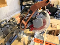 Gray and black miter saw Columbia, 62236