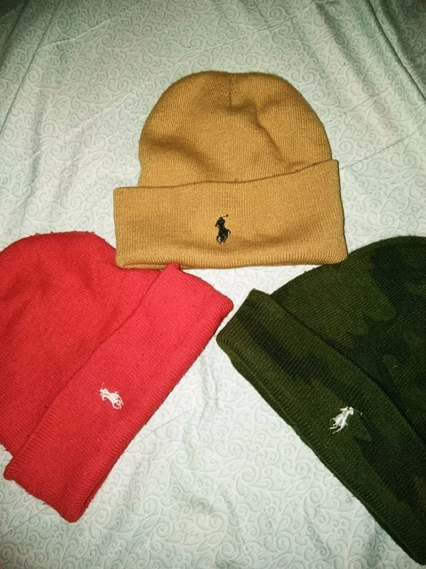 Used Real Polo hats for sale in Greenville - letgo 87a4aa89b9b