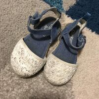 summer flats for toddler size 6