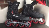 Patins in line Bauer, size 8 Toronto, M6E 1J1