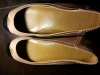 pair of brown leather loafers Fridley, 55432