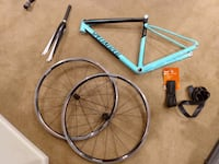 Specialized diverge gravel bike frame and parts NEW!
