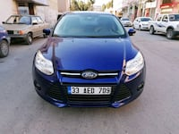 2013 Ford Focus TREND X 1.6TDCI 95PS 4K İhsaniye
