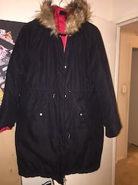 Revirsable coat size large Alexandria, 22312