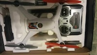 white and black quadcopter drone Edgewater, 32132