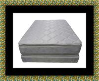 Pillowtop mattress with box Greenbelt, 20770