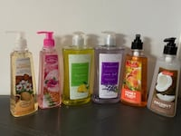 Variety Hand Soap * All 6 for $10