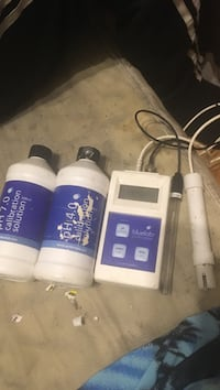 Blue lab combo reader with ph tester fluid  Kelowna, V1Y 4K9