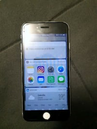 black Samsung Galaxy android smartphone Oakville, L6H 5H7